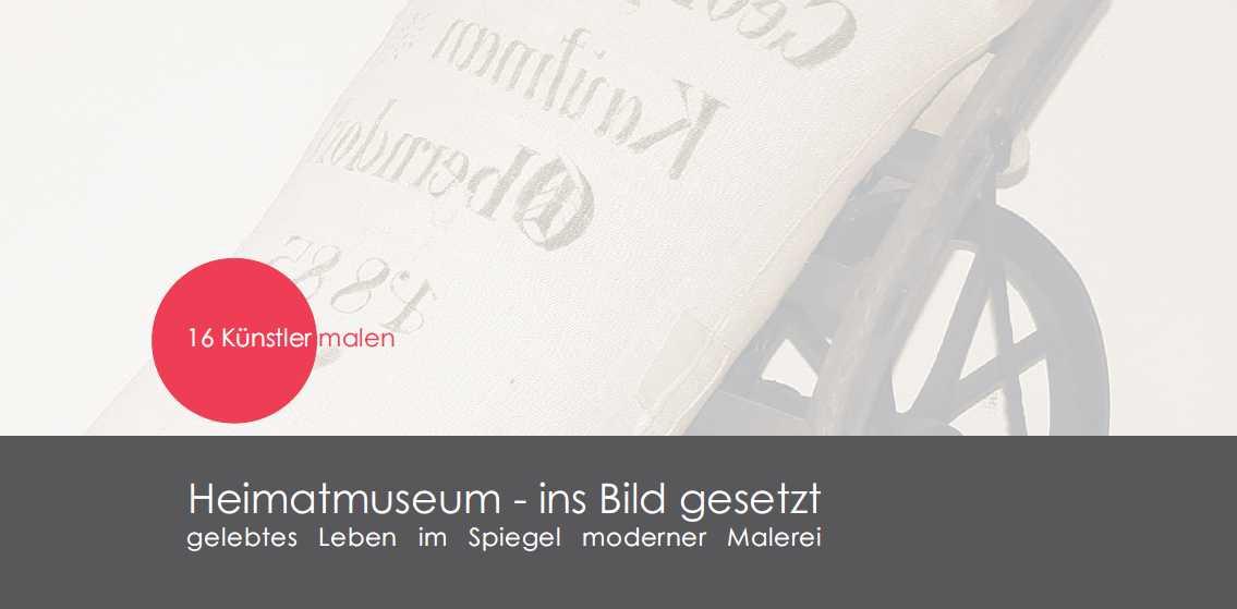 Heimatmuseum ins Bild gesetzt - Oberndorf