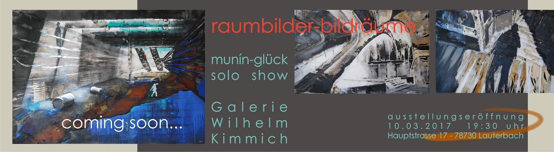 Ausstellung Lauterbach ab 10.03.2017
